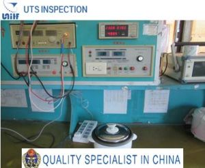 Professional Quality Control and Inspection Service China-Drum Rice Cooker pictures & photos