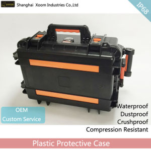 Cash Transportation Case Watertight Power Bank Case IP67 Large Waterproof Tester Case pictures & photos