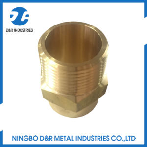 Dr 7033 Union Connector Brass Pipe Fittings pictures & photos