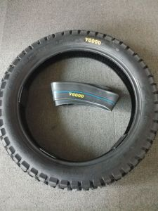 Motor Cycle Spare Parts Tyre and Tube pictures & photos