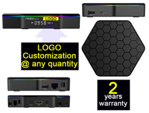 Custom Made Streaming Android TV Box S912 Octa Core T95zplus 2GB/16GB pictures & photos
