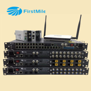 G. Hn Ethernet Over Phone Line Twisted Pairs G. Hn Master Onaccess G4000t pictures & photos