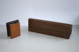 Wooden Grain Laminating PVC Film for U-PVC Window Profiles pictures & photos