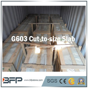 Cut-to-Size China Granite Half & Big Slab - Distributing Building Material Stone pictures & photos