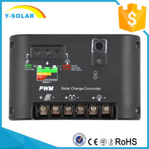Solar DC Controller 40AMP 12V/24V USD for Solar System with Light & Timer Control 40I pictures & photos