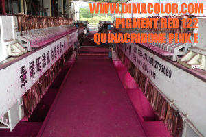 Organic Pigment Red 122 Quinacridone Pink Powder Pigment for Ink (PR122-EB) pictures & photos