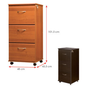 Wooden Wardrobe /Nightstands /Shoes Case /Side Cabinet (HX-DR364) pictures & photos