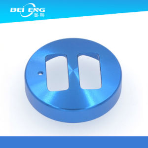 Different Color CNC Machining Aluminum Anodized Part with High Quality pictures & photos