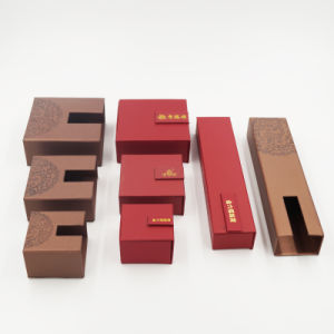 Newest Design Paper Cardboard Packing Packaging Jewelry Gift Box (J56-E) pictures & photos