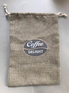 Wholesale Factory Linen Gift Pouch