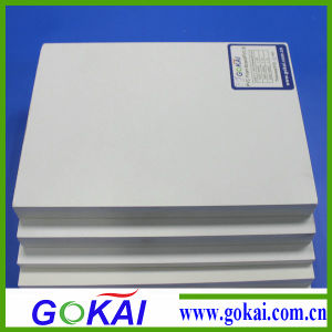 Non-Toxic 100% New PVC Material Lead Free PVC Sheet with Ce pictures & photos