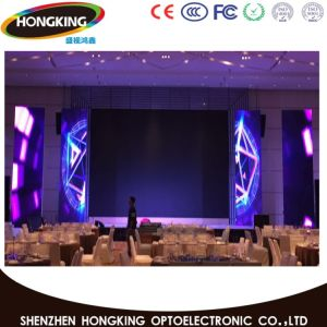 Indoor P2.5 Rental Stage Video LED Display Screen pictures & photos