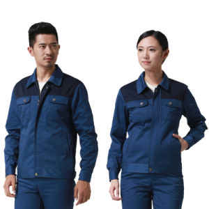 35%Cotton and 65%Polyester Factory Price Labor Uniforms for Workers pictures & photos