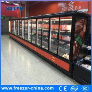 110V/60Hz Commercial Vertical Glass Door Display Fridge pictures & photos