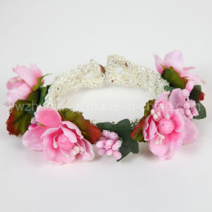 Fashion Flower Bangle Jewelry for Gift
