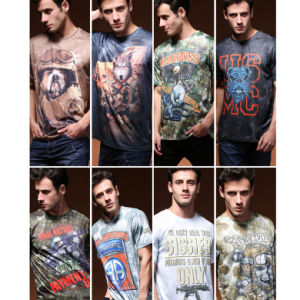Outdoor Sports Military Tactical Python Camo T-Shirt pictures & photos