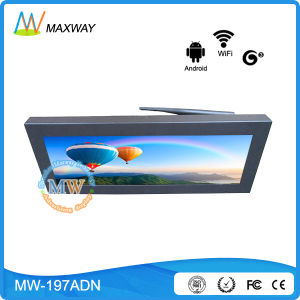 19 Inch Ultra Wide Bar Stretched LCD Refurbished Monitor for Advertising (MW-197ADN) pictures & photos