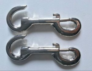 Die Cast Zinc Alloy Snaps Hooks pictures & photos