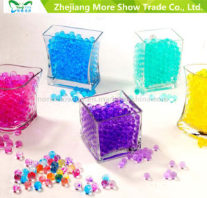Crystal Soil Multi-Coloured Gel Jelly Ball Water Pearls Wedding Home Decoration pictures & photos