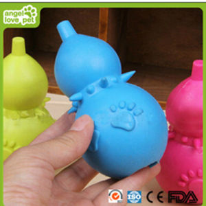 Colorful TPR Gourd Toy Pet Dog Product pictures & photos