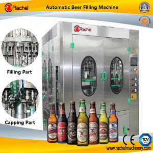 Glass Bottles Beer Bottling Machine pictures & photos