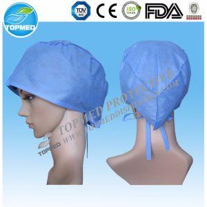 Disposable Surgical Cap Nurse Cap for Medical pictures & photos