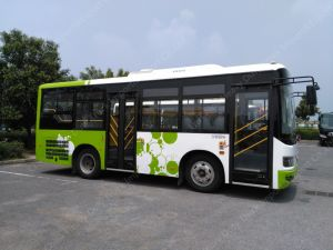 42-50 Passengers 10m Electric City Bus for Sall pictures & photos