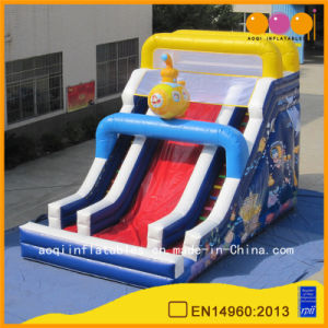 Submarine Water Slide with Crawling Channel (AQ945-1) pictures & photos