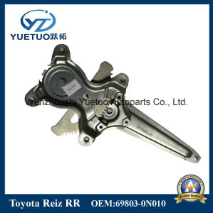 Window Regulator for Toyota Car Reiz 69803-0n010 pictures & photos