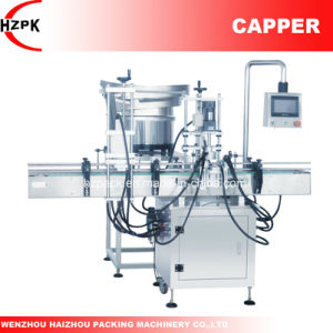 Automatic Capper/Linear Capping Machine From China pictures & photos
