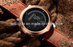 Multifunction Smart Outdoor Sport Men′s Wrist Watch pictures & photos