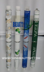 Cosmetic Packaging Hair Care Color Cream Empty Collapsible Aluminum Tubes pictures & photos