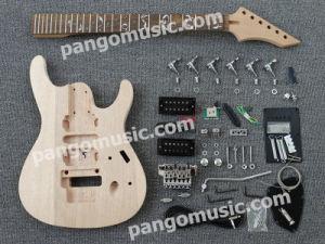 Pango Music DIY Electric Guitar Kit / DIY Guitar with Floyd Rose (PJS-325K) pictures & photos