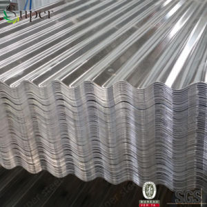 0.14-0.8mm Light Building Steel Plate/ Corrugated Sheet Metal Roofing pictures & photos
