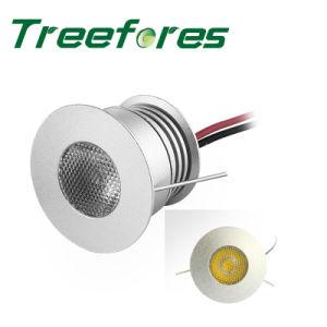 3W 12V 24V LED Cabinet Lighting 80ra Indoor LED Bulb Light pictures & photos