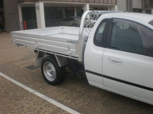Aluminium Ute Body for Light Truck (ISO9001: 2008 & TS16949: 2002 certificated) pictures & photos