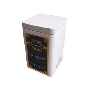 Square Tin Wholesale Tea Tin Box for Tea Packaging pictures & photos