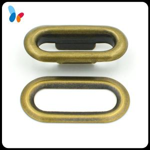 High Quality Big Oval Vintage Metal Bronze Grommet Eyelet pictures & photos