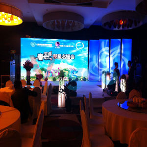 P2.5 Full Color Indoor Rental LED Display Screen pictures & photos