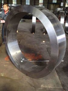 Wind Power SAE1045 Steel Forged Ring pictures & photos
