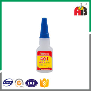 401 Middle/Low Viscosity High Strength Instant Adhesive pictures & photos