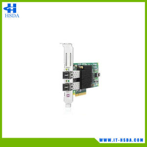 Aj764A 82q 8GB 2-Port Pcie Fibre Channel Host Bus Adapter for HP pictures & photos