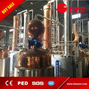 Industrial Copper Brandy Alcohol Alembic Distiller for Sale pictures & photos