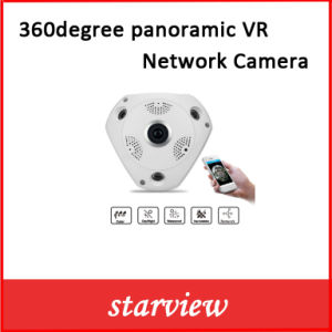360degree Panoramic Vr Network Camera pictures & photos