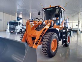 Famous New Earthmoving Front Articulated 3 Ton Wheel Loader with Deutz Engine pictures & photos