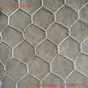 Galvanized Woven Gabion Basket/Reno Mattress pictures & photos