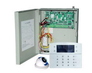 TCP IP GPRS Alarm System