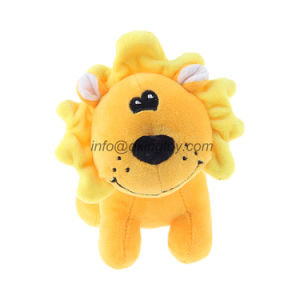 Cute Standing Stuffed Soft Plush Lion Cartoon Animal Toy pictures & photos