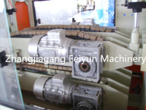 PVC Double Tube Extrusion Line pictures & photos