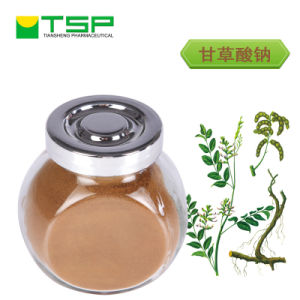 GMP Factory Supply Licorice Root Extract 95% Disodium Glycyrrhizinate for Food Sweetness pictures & photos